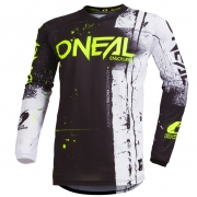 ONeal Element Shred Black Jersey