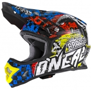 ONeal 3 Series Kids Wild Multi Helmet