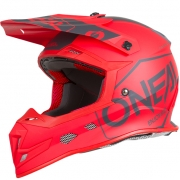 ONeal 5 Series Hexx Red Motocross Helmet