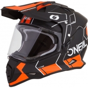 ONeal Sierra 2 Comb Orange Adventure Helmet
