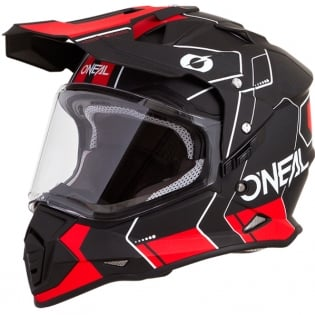 ONeal Sierra 2 Comb Red Adventure Helmet