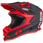 ONeal 7 Series Strain Red Motocross Helmet