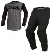 ONeal Threat Rider Grey Kit Combo