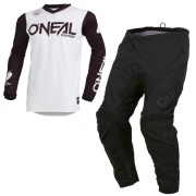 ONeal Threat Rider White Kit Combo