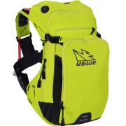 USWE Airborne 9 Hydration Crazy Yellow 3 Litre Backpack
