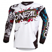 ONeal Element Villain White Jersey