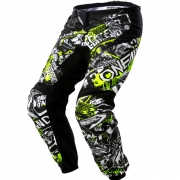 ONeal Element Attack Black Hi Viz Pants