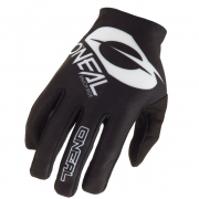 ONeal Matrix Icon Black Motocross Gloves