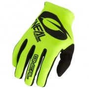 ONeal Matrix Icon Neon Yellow Motocross Gloves