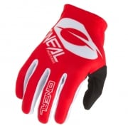 ONeal Matrix Icon Red Motocross Gloves