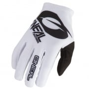 ONeal Matrix Icon White Motocross Gloves