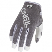ONeal Mayhem Hexx White Motocross Gloves