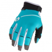 ONeal Revolution Teal Motocross Gloves