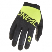 ONeal AMX Altitude Neon Yellow Motocross Gloves