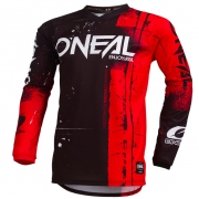 ONeal Kids Element Shred Red Jersey