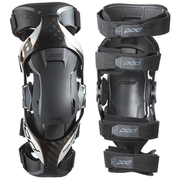 3345f3e276 ... POD K8 2.0 Forged Carbon Knee Brace - Pair Image 4. Enlarge Watch Video