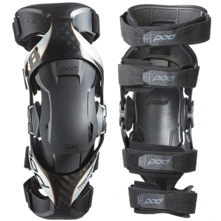 POD K8 2.0 Forged Carbon Knee Brace - Pair