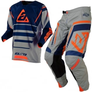 Answer Elite Force Charcoal Midnight Orange Kit Combo