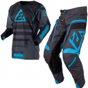 Answer Elite Force Charcoal Black Astana Kit Combo