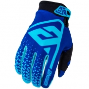 Answer AR-1 Astana Reflex Blue Gloves