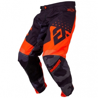 Answer Elite Discord Black Orange Pants