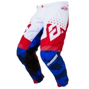 Answer Elite Discord Red White Pants