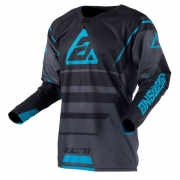 Answer Elite Force Charcoal Black Astana Jersey