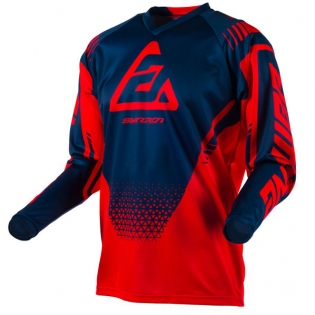 Answer Syncron Drift Bright Red Midnight Jersey