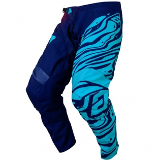 Answer Syncron Air Kids Flow Astana Indigo Bright Red Pants