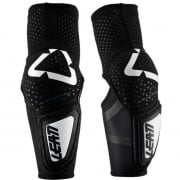 Leatt Junior 3DF Hybrid White Black Elbow Guards