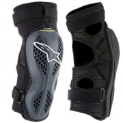 Alpinestars Sequence Anthracite Yellow Fluo Knee Guard
