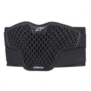 Alpinestars Sequence Black Red Kidney Belt