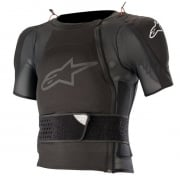 Alpinestars Sequence Level 1 Black Short Sleeve Protection Jacket
