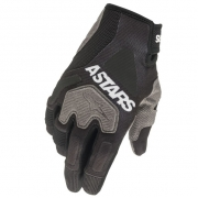 Alpinestars Venture R Black White Gloves