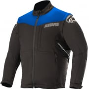Alpinestars Session Race Black Blue Adventure Jacket