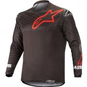 Alpinestars Venture R Black Red Enduro Jersey