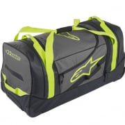 Alpinestars Komodo Black Anthracite Yellow Fluo Travel Bag