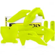 Acerbis Plastic Kit - Husqvarna TC - Flo Yellow