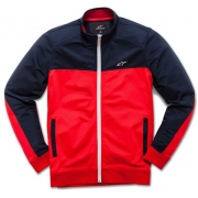 Alpinestars Pace Track Red Navy Jacket