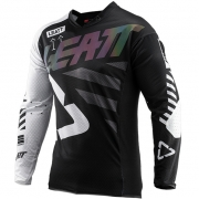 Leatt GPX 5.5 Black Motocross Jersey