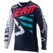 Leatt GPX 5.5 Ink Blue Motocross Jersey