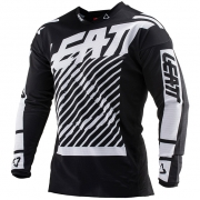 Leatt GPX 4.5 Lite Black Motocross Jersey