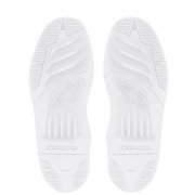 Alpinestars Tech 3S Spares Outer Boot Soles White