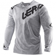Leatt GPX 4.5 Lite Tech White Motocross Jersey