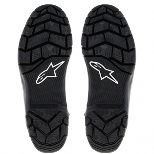 Alpinestars Corozal Adventure Spares Outer Boot Soles Black Grey