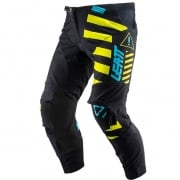 Leatt Kids GPX 3.5 Black Lime Motocross Pants