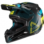 Leatt GPX 4.5 V19.2 Black Lime Helmet