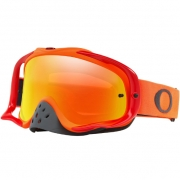 Oakley Crowbar Goggles - Orange Red Fire Ice Iridium