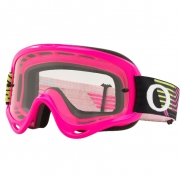 Oakley O Frame Goggles - Circuit Pink Green