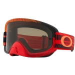 Oakley O Frame 2.0 Goggles - Frequency Red Orange Grey